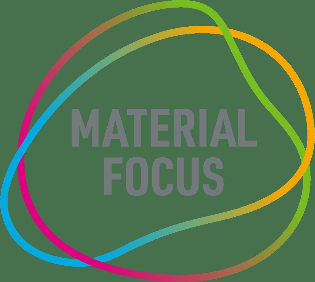 Material Focus logo
