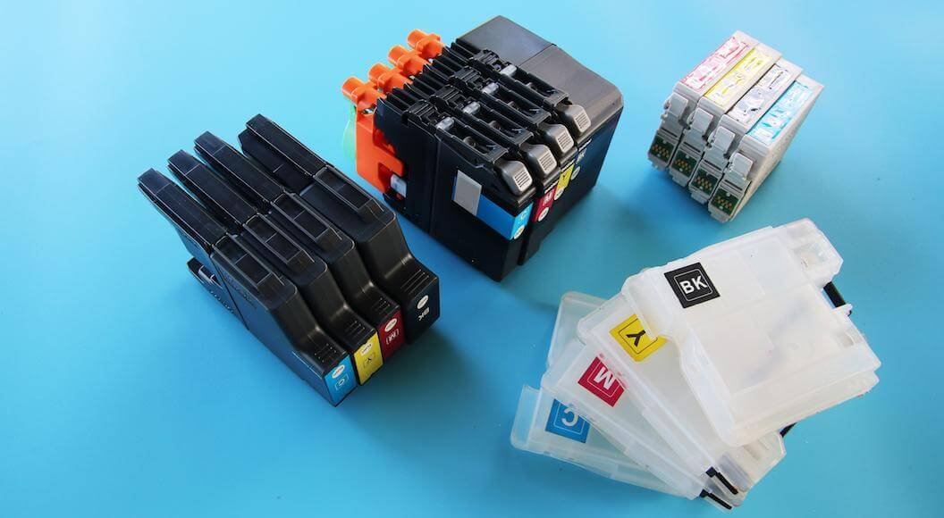 recycling ink cartridges and printers is easier than ever