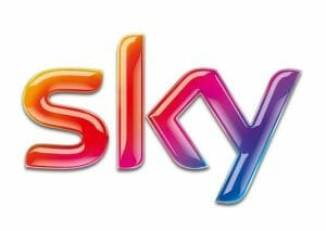 logo of media company Sky - a Recycle Your Electricals partner